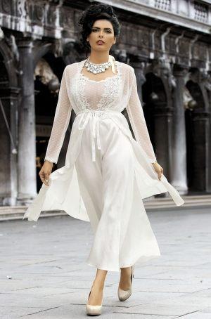 свадебный Халат длинный MIA MIA - Sevilla