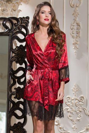 красный Халат кимоно MIA-AMORE - Carmen