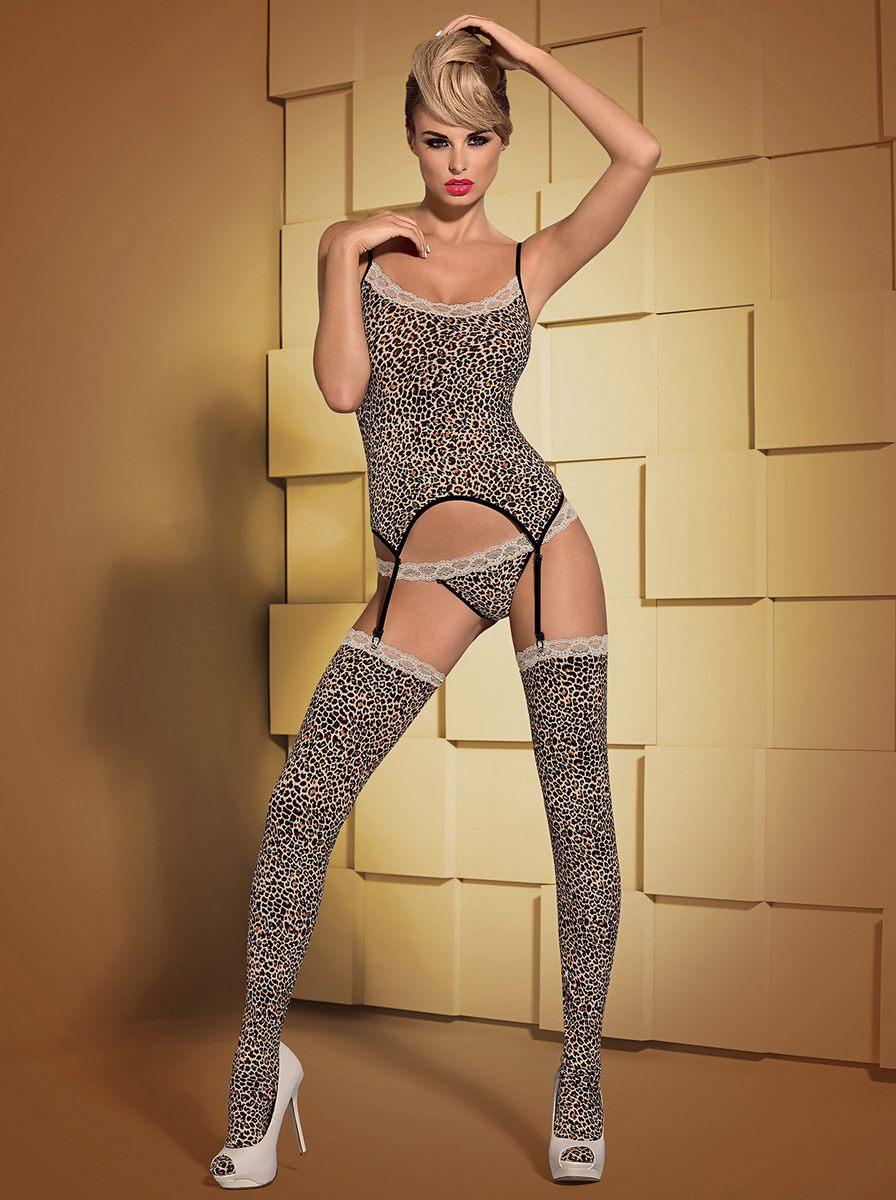 Эротические корсеты женские с чулками 7 фотография