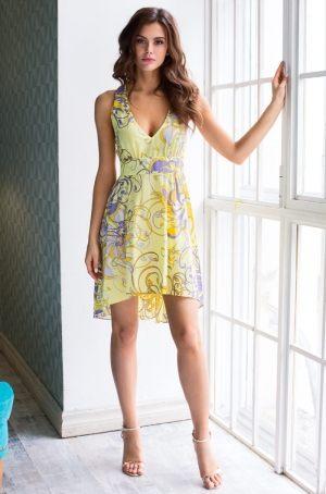 модное Пляжное платье Mia-Mia - Limonchella