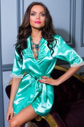 Халат кимоно Crystal - Tiffany LIGHT