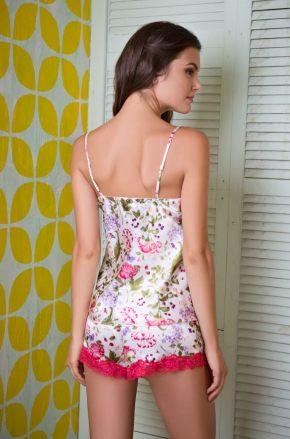 Пижама Mia-Mia - Azalia: топ + шорты