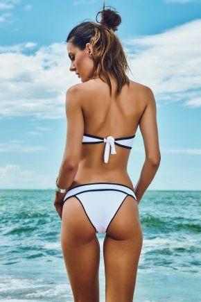 Купальник бандо Maryssil - LISA WHITE