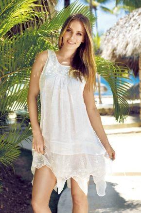 Платье Iconique - ANUKET, 100% лён