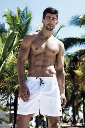 Пляжные шорты DAVID 5950