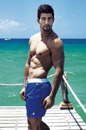 Пляжные шорты DAVID - ITALY 5951-D1