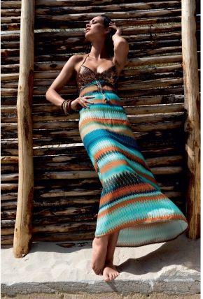 Пляжное платье VACANZE ITALIANE - Gipsy