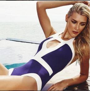 Слитный купальник Larissa Minatto - BIRKIN