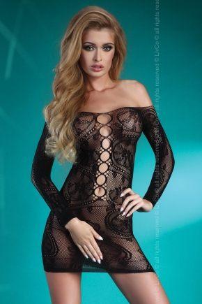 Платье-сетка LivCo - DESTINEE