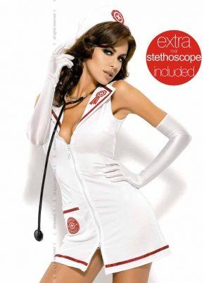 Игровой костюм Медсестры - EMERGENCY