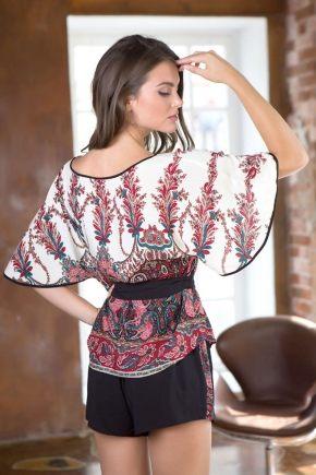 Комплект MIA-MIA - Shakira Red: блуза + шорты