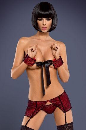 Эротическое белье  Obsessive - LAMIA, 3 предмета