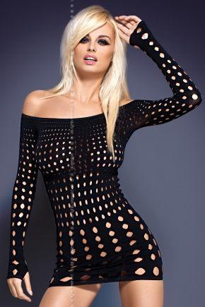 Эротическое платье Obsessive - ROCKER DRESS