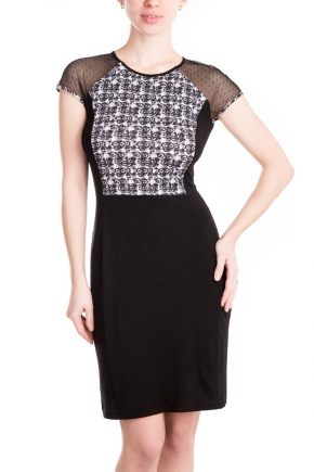 Платье домашнее ROSE&PETAL - J'AIME COCO