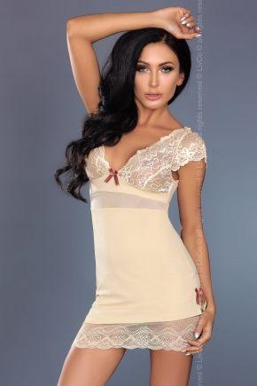Сорочка-платье LivCo - Sarah + стринги