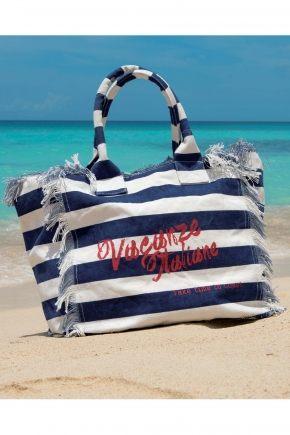 Пляжная сумка Vacanze Italiane - JEANS