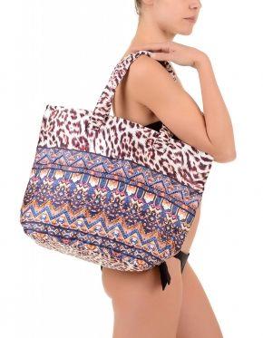 Пляжная сумка Vacanze - MYSTIC SAFARI
