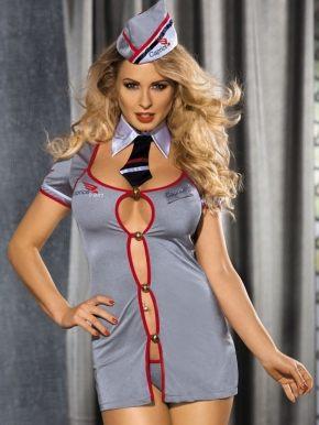 Ролевой костюм стюардессы Caprice - CONDUCTOR