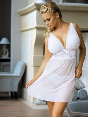 Эротическая сорочка Excellent Beauty - BRIDE