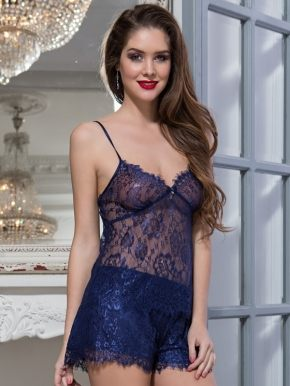 Комплект MIA-AMORE - Flamenco: топ +шорты