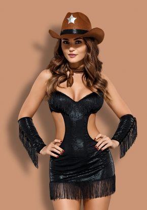 Игровой костюм Obsessive - SHERIFFIA