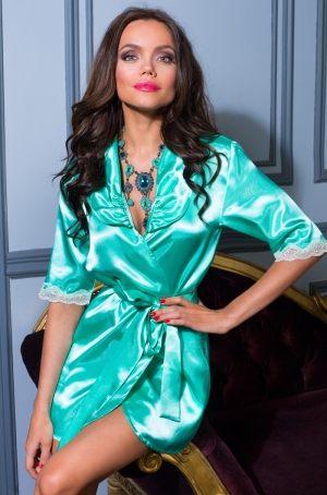 красивый Халат кимоно Crystal - Tiffany LIGHT