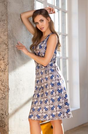 Домашнее платье MIA-MIA Melania  17554 - купить в подарок девушке