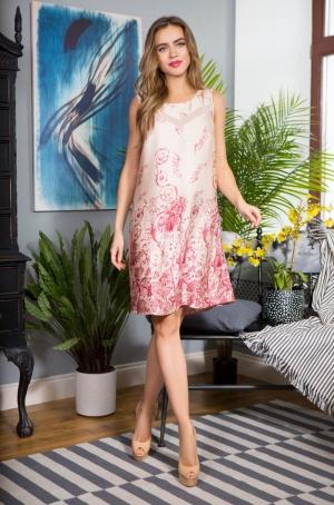Ночная сорочка-платье Mia Mia IRIS 19121 в магазине Flirt-Time.ru