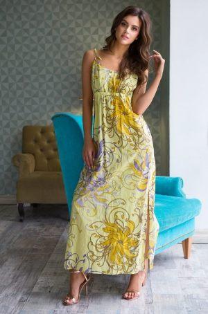 Платье макси Mia-Mia - Limonchella
