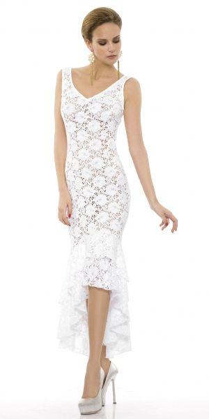 Ажурное платье Rebecca - BEACH CLOTHES