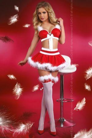 Эротический костюм Livia Corsetti - LITTLE MISS CHRISTMAS