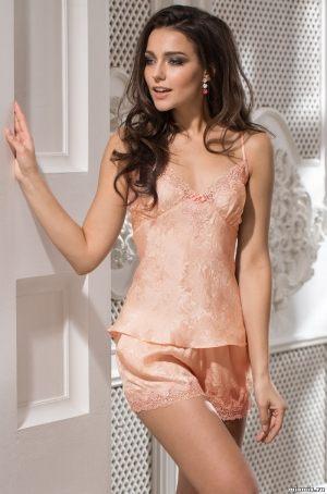 красивая женская Пижама MIA-AMORE - Nika, 100% шелк