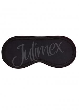 черная Маска для сна JULIMEX - OP-07