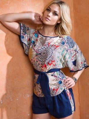 Комплект Mia-Mia - Maya: топ + шорты