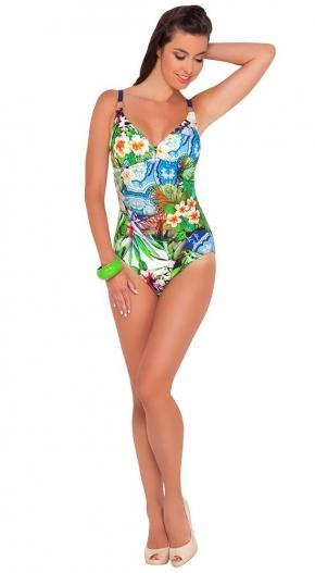 Слитный купальник Bahama 664-802509