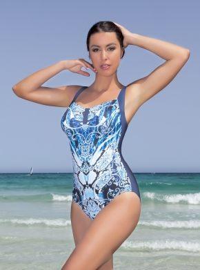 Слитный купальник с утяжкой Bahama 402511