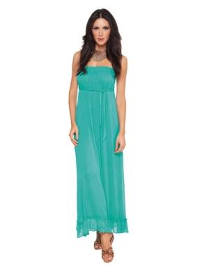 Пляжное платье бандо Magistral - LIBERTY