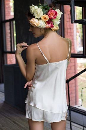 Пижама MIA-MIA - Kristy, 100% шелк