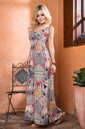 Платье-сарафан макси Mia-Mia - MAYA
