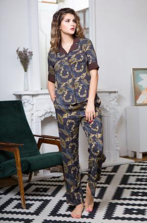 Комплект Mia-Mia - Elania: жакет + брюки