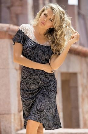 Сорочка-платье Mia-Mia 17096 - Nicoletta