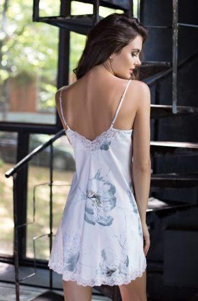 Сорочка с разрезом MIA-MIA - Magnolia