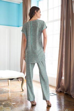 Комплект MIA-MIA - Olivia: блуза + брюки