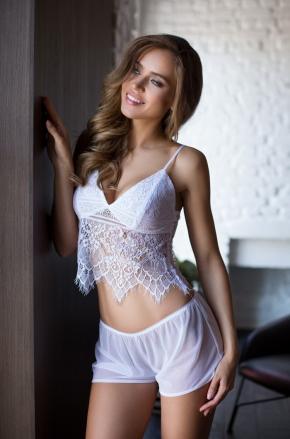 Комплект Mia-Mia - EVELIN: топ + шорты