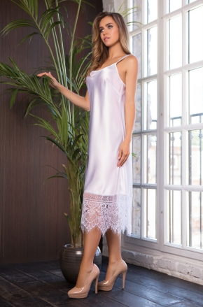 Платье миди на бретелях Mia-Mia - EVELINE