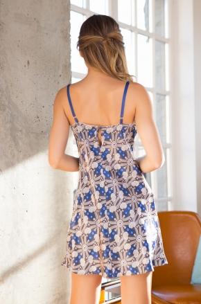 Сорочка с вырезом Mia-Mia - MELANIA