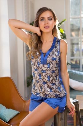 Комплект Mia-Mia - MELANIA: топ + шорты