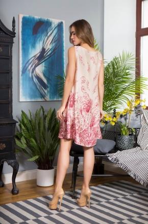 Платье домашнее мини Mia-Mia - IRIS