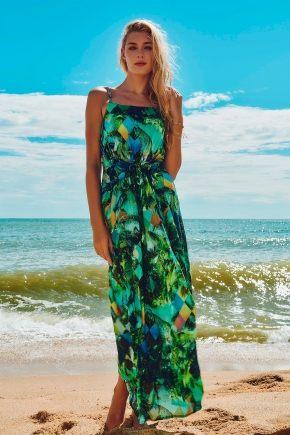 Пляжное платье Maryssil - TROPICANA