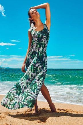 Пляжное платье Maryssil - SERF CLUB